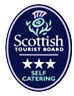 Rated as 3 Star Self Catering by the Scottish Tourist Board.