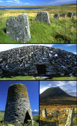 Visit the many ancient monuments scattered throughout Caithness.