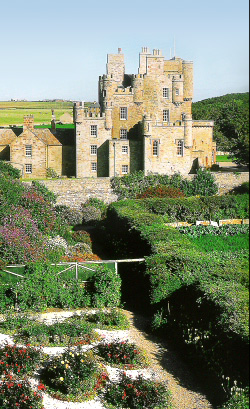 Tour the Castle of Mey, former holiday home of the late Queen Mother.